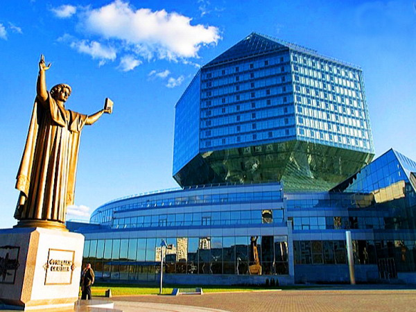 The National Library of Belarus is awarded  the Prize For Spiritual Revival