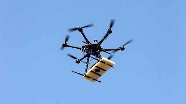 Library will lend drones to students