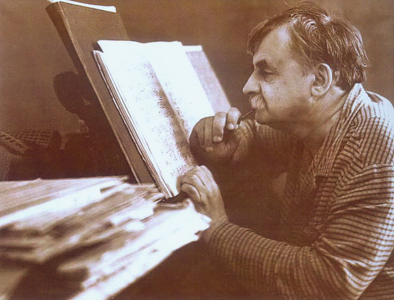 Teacher, Composer, Founder of the Belarusian Composition School