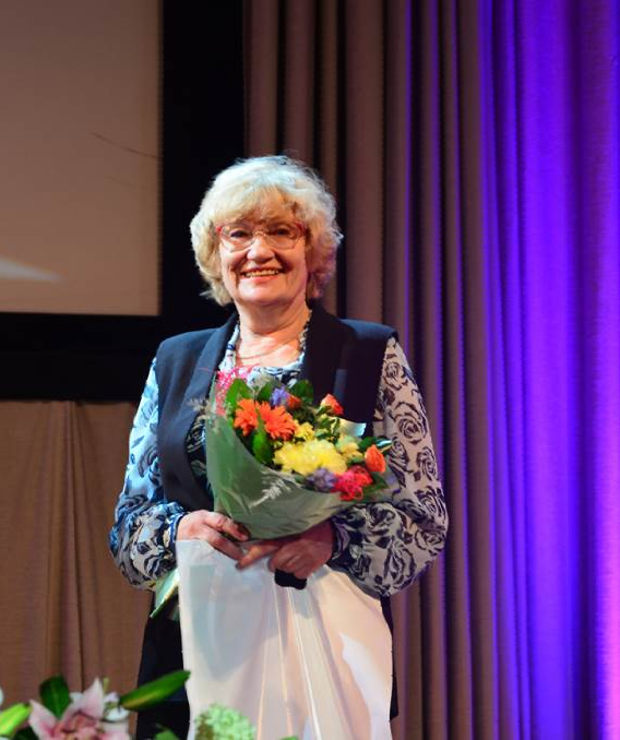 Ms Olga Sobolevskaya: 50 Years of Service to the Library