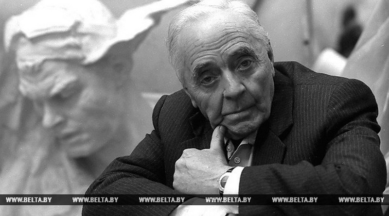 October 30 – 115 years since the birth of Andrey Bembel (1905-1986), the People's Artist of Belarus and the outstanding sculptor